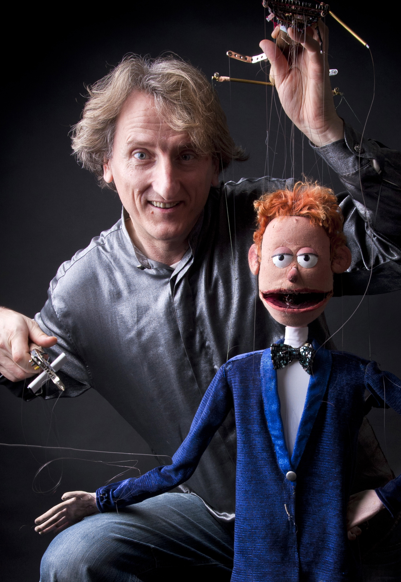 Teatre familiar de marionetes: 'Mr. Barti'