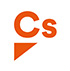Logotip de Cs.